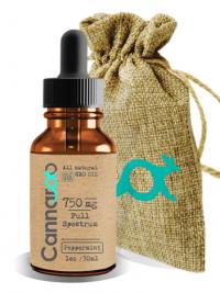 CBD Oil 750 mg